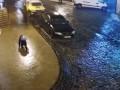 Киев во льду: Подборка самых необычных и опасных видео с улиц столицы