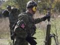Террористы обстреляли позиции ВСУ 79 раз, использовали минометы