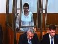 Савченко рассказала, как ее вывезли на территорию России