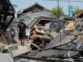 В результате землетрясения в Японии погиб ребенок