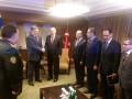 В Польше начались переговоры Порошенко с Эрдоганом