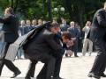 В Киеве проходит 10-ый ЧМ для телохранителей первых лиц