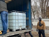 В Киеве изъяли 17 тонн контрафактного спирта