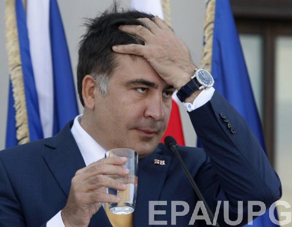 Пока не завершится рассмотрение уголовных дел в Грузии, Саакашвили не депортируют