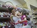 Украинские конфеты могут  пропасть из России на годы