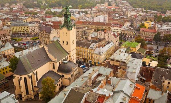 Отпуск во Львове: помощь туристам