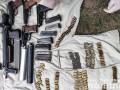 На Полтавщине задержали группу торговцев оружием