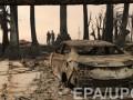 Назван виновник крупнейшего в истории Калифорнии пожара