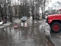 Киеву грозят сильные подтопления из-за таяния снега