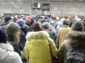В Киеве пассажиры метро устроили масштабный погром