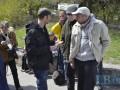 Митингующим на Крещатике заплатили по 80 гривен - СМИ