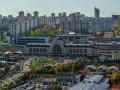 Реконструкция: как изменится площадь возле Киевского вокзала