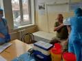 Хомчак вакцинировался от COVID-19