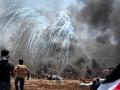В столкновениях в секторе Газа погиб 41 человек