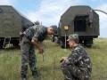 Военные провели учения по защите воздушного пространства
