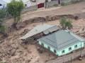 В Алматы грязь сносила дома и автомобили - сошел селевый поток