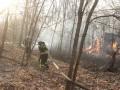 Пожары в Зоне отчуждения: В больницу срочно доставили пожарного