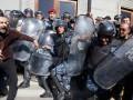 В Ереване идут протесты, объявлена забастовка