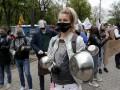 В Киеве второй день подряд фиксируется рост инфицированных на COVID-19