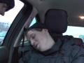 Сеть насмешил пьяный российский водитель, который не помнит ничего, кроме Путина