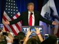 У Трампа рекордно низко упал рейтинг