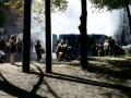 В центре Харькова напали на офис Оппоблока