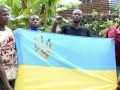 Жители Конго поздравили ВСУ с праздником