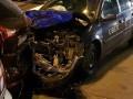 В Киеве водитель Uber устроил ДТП и скрылся