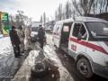 На Светлодарской дуге боевики обстреляли скорую, есть жертвы