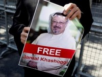 СМИ опубликовали последние слова убитого журналиста Хашукджи