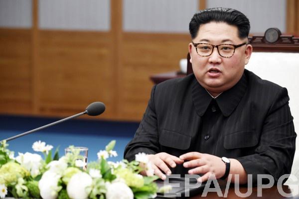 Ким Чен Ын считает, что РФ противостоит гегемонии США