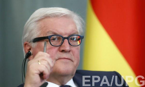 """Франк-Вальтер Штайнмайер рассказал к чему может привести закрытие """"балканского маршрута"""""""