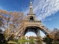 В Париже забастовка: Временно закрыта Эйфелева башня