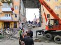 Обвал дома в Дрогобыче: Взрыва бытового газа не было
