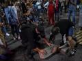 В Болгарии силовики снова снесли палатки протестующих