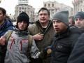 Саакашвили объявил мораторий на митинги и марши