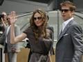 СМИ: Джоли подарила Питту водопад
