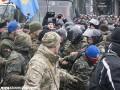 Люди в камуфляже на Майдане: реакция соцсетей