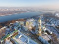 В Киево-Печерской Лавре собирают вещи для бедных киевлян