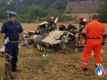 В Польше упал вертолет: погибли два человека