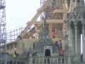 Начались работы по укреплению частей Нотр-Дама