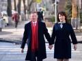 Список на выборы от партии Ляшко возглавила его жена Росита