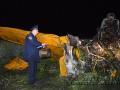 На Волыни в результате падения самолета погиб пилот