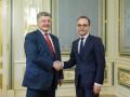 Порошенко обсудил с главой МИД ФРГ подготовку к саммиту Украина-ЕС