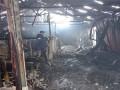 Полиция задержала четырех злоумышленников за поджог рынка в Киеве