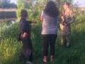 Две женщины пытались в лодке добраться в Украину из РФ