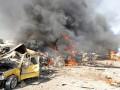 Взрыв грузовика со спиртом привел к гибели 10 человек в Боливии