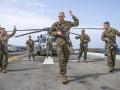 США анонсировали операцию на Ближнем Востоке