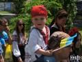 Мегамарш вышиванок: жители Николаева призвали сохранить единую Украину