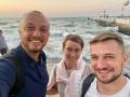 Задержанные в Беларуси журналисты вернулись в Украину